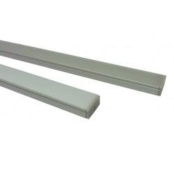Perfil de alumino de superficie